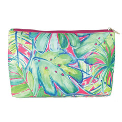 'Green Palm' Swim Bag