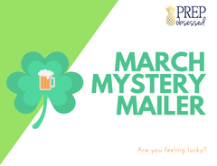 March Mystery Mailer - St. Patrick's Day Themed (Ships in 1-2 Weeks)