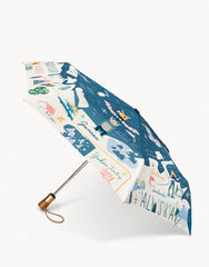 Pacific Northwest Travel Umbrella by Spartina