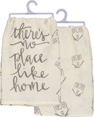 There's No Place Like Home Kitchen Towel by Primitives by Kathy