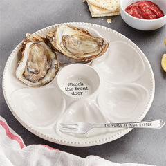 Oyster Platter by Mud Pie