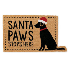 Christmas Doormat by Mud Pie
