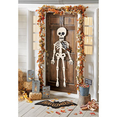 Halloween Fall Door Decor by Mud Pie at Prep Obsessed