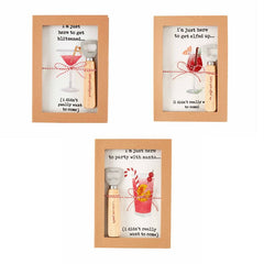 Holiday Cocktail Towel & Opener Sets by Mud Pie - Choice of Style