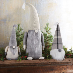 Neutral Gnome Set by Mud Pie