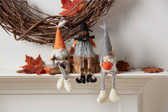 Fall Dangle Gnomes by Mud Pie - Choice of Style