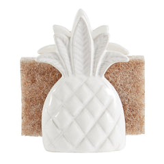 Pineapple Sponge Holder by Mud Pie