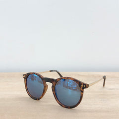 Solana Mirrored Sunglasses