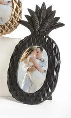 Petite Figural Pineapple Frame - Choice of Color