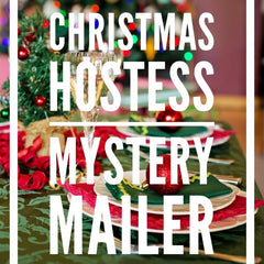 Christmas Hostess Mystery Mailer by Prep Obsessed