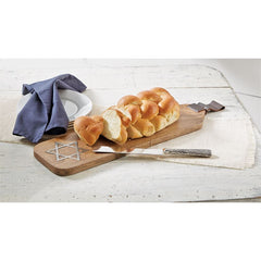 Star of David Long Serving Board Set