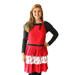 Mrs. Claus Christmas Apron