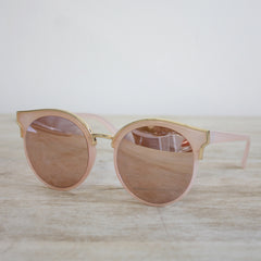 Bavaro Mirrored Sunglasses