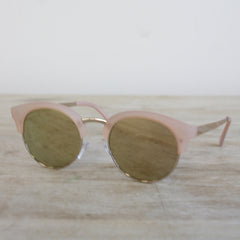 Palma Mirrored Sunglasses