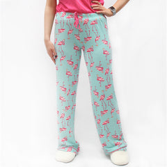 Let's Flamingle Pajama Pants
