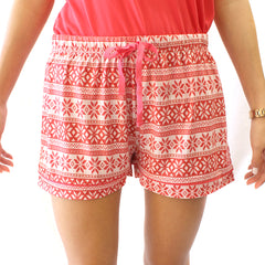 Classic Sweater Sleep Shorts
