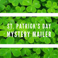 St. Patrick's Day Mystery Mailer by Prep Obsessed (Ships in 2-3 Weeks)