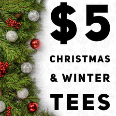 Mystery Christmas/Winter Theme Graphic Tees