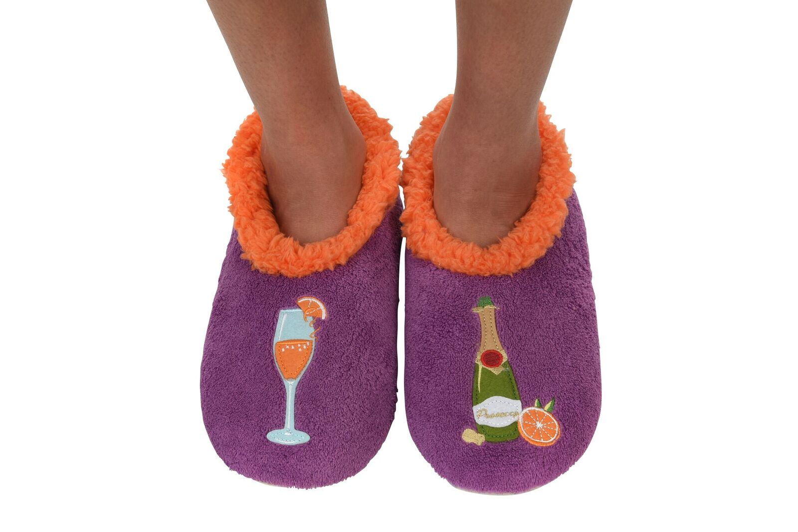 52fc2ac1222 Snoozies! Slippers - Mimosa – Prep Obsessed