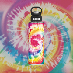 Cotton Candy Tie Dye Stainless Steel 40 oz Water Bottle by Tervis (Ships in 2-3 Weeks)