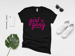 'Girl Gang Member' Signature Graphic Tee by Prep Obsessed
