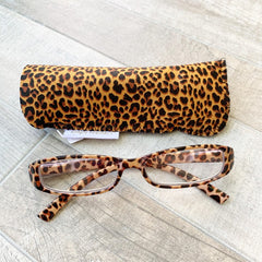 Leopard Reading Glasses by Simply Southern
