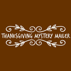 Thanksgiving Mystery Mailer by Prep Obsessed (Ships early Nov)