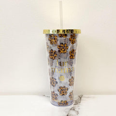 'Fur Mama' Double Wall Tumbler by Simply Southern