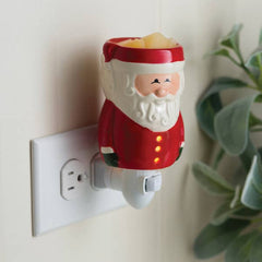 Pluggable Fragrance Warmer - Santa Claus