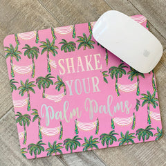 'Shake Your Palm Palms' Mousepad by Simply Southern
