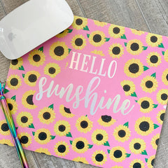 'Hello Sunshine' Mousepad by Simply Southern