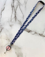 'Anchor' Printed Lanyard by Simply Southern