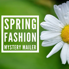 Spring Fashion Mystery Mailer by Prep Obsessed (Ships in 2-3 Weeks)