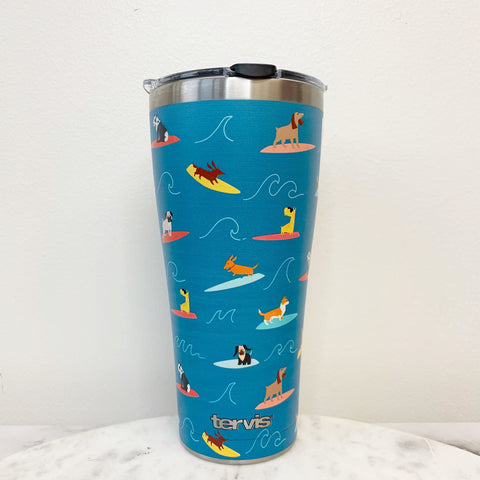 Tervis Stainless Steel Tumbler Surf Dogs