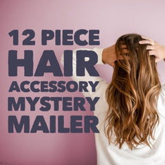 Hair Accessory Mystery Mailer (Ships in 1-2 Weeks)