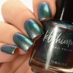 'Stay Salty' Multichrome Nail Polish