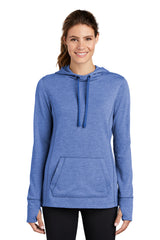 Brandi Tri-Blend Hoodie - True Royal Heather (1-2 Week Production Time)