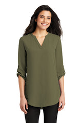 Gianna Tunic - Olive (Ships in 1-2 Weeks)