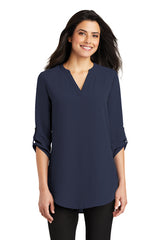 Gianna Tunic - Navy (Ships in 1-2 Weeks)