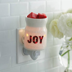Pluggable Fragrance Warmer - Joy