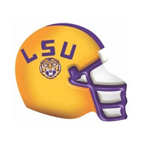 LSU Football Helmet Mini by Nora Fleming