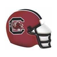 South Carolina Football Helmet Mini by Nora Fleming