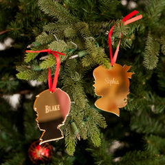 Personalized Child Ornament (1-2 Week Production Time)