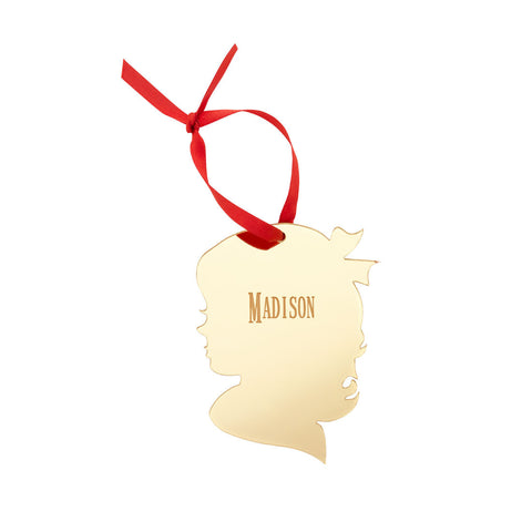 Mother's Day Gift Idea Personalized Ornament