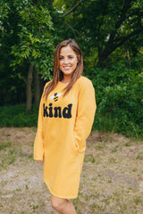 'Bee Kind' Long Sleeve Warmy by Simply Southern
