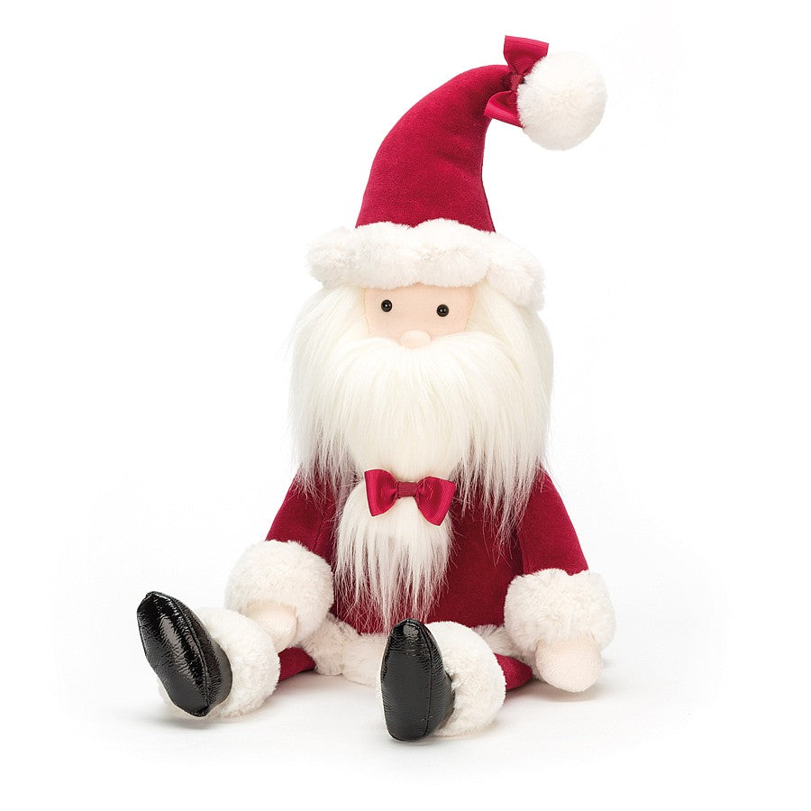 Berry Santa Stuffed Animal By Jellycat Prep Obsessed