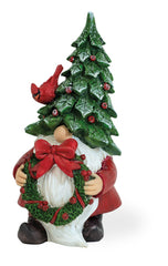 Terrance Tree Hat Gnome