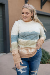 Complementary Colors Tie Dye Top (Ships in 1-2 Weeks) - 11/24