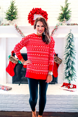 Merry And Bright Everyday Tunic