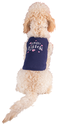 Puppy Shirts by Simply Southern - Free Kisses